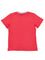 Boys Watermelon Jersey short sleeve henley top with contrast placket