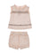 Baby Girls cami short set