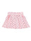 Girls All over print Cotton Candy jesrey full circle skirt with front pockets