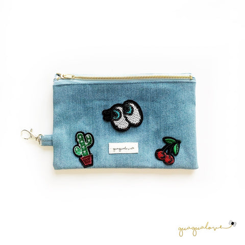 Bag Denim Patch