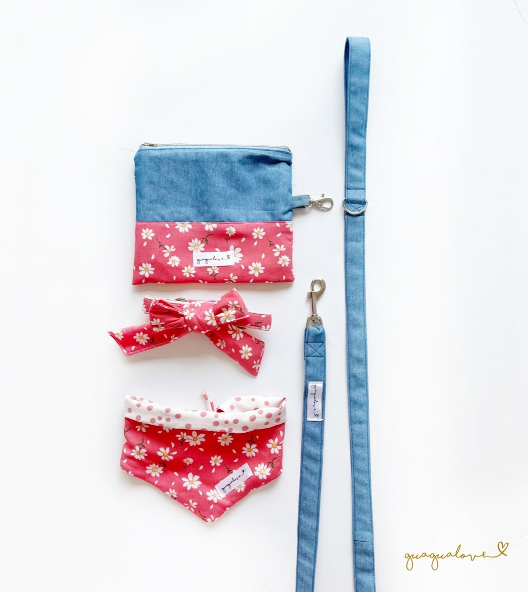 Kit 4 | Girly Floral