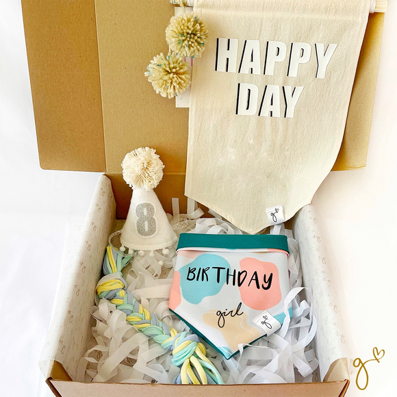 BIRTHDAY BOX | Aqua Girl
