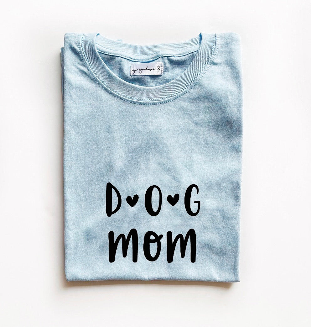 Dog Mom | Blue