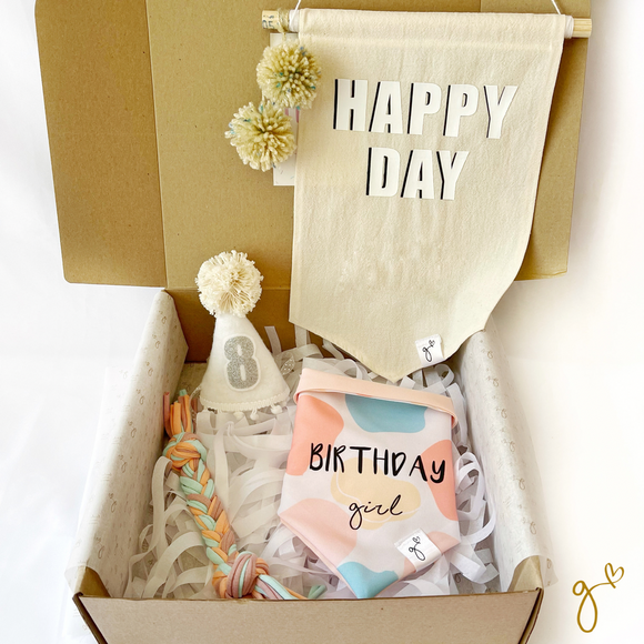 BIRTHDAY BOX | Pink Girl