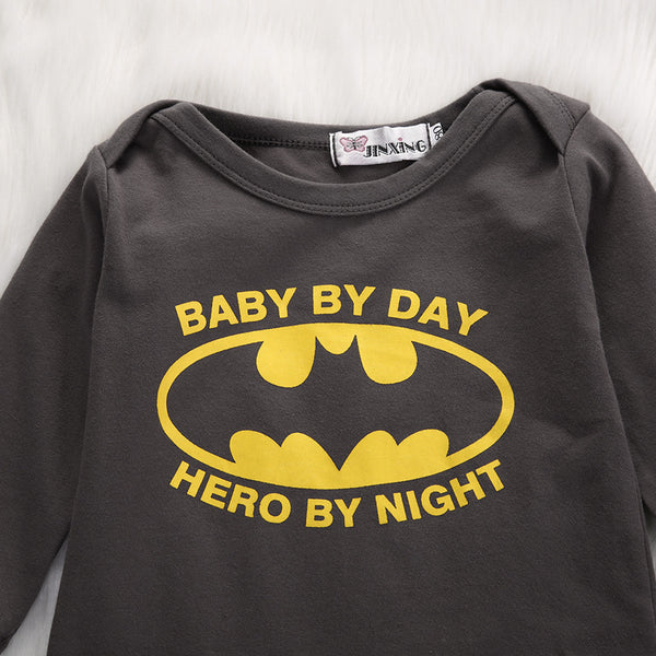 Baby by Day, Hero by Night