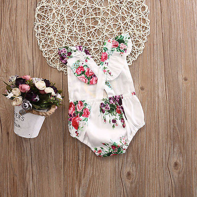 One Floral Bodysuit