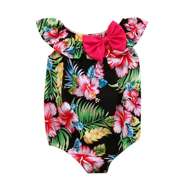Floramae Ribbon Bodysuit