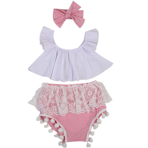 Martina Tassel Set