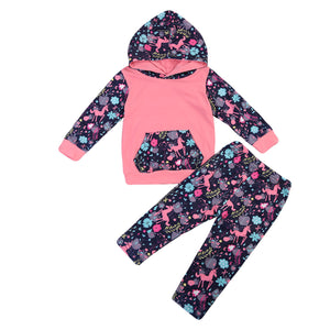 Fatima Hooded Set