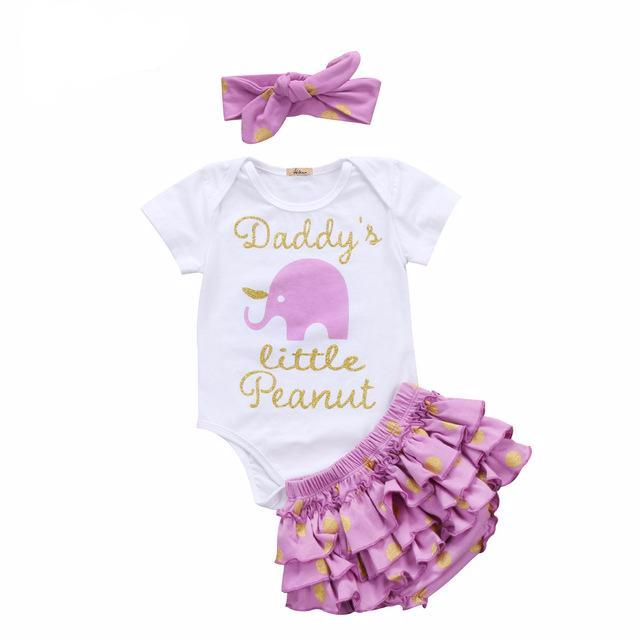 Daddy Little Peanut Set