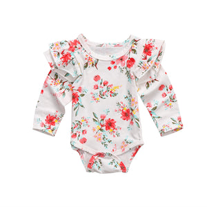 Charlice Floral Bodysuit