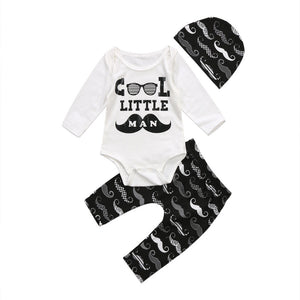 Cool Little Man Set