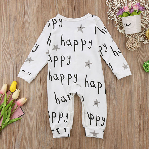 Happy Romper