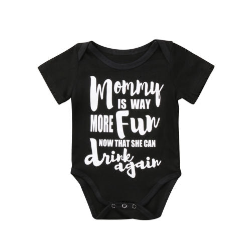 Mommy Fun Bodysuit