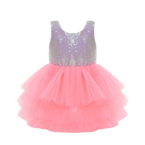 Aira Sequins Dress