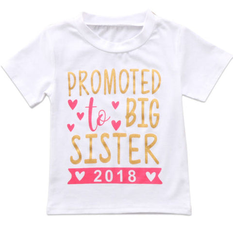Promoted Sister T-Shirt