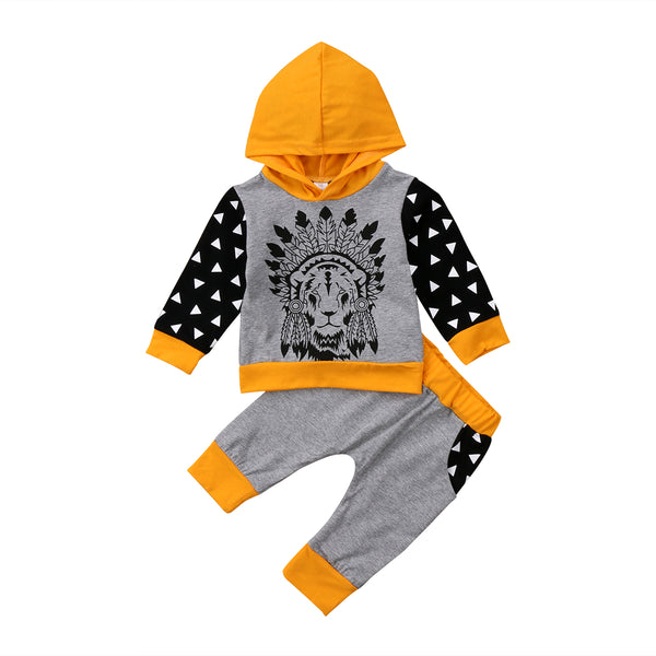 Lion Kids Set