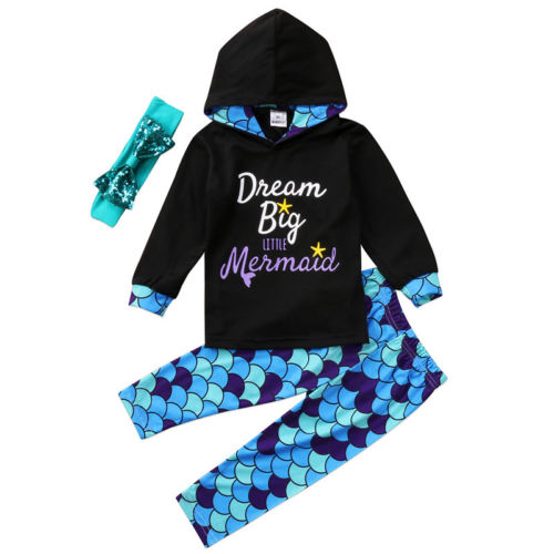 Dream Big Mermaid Set