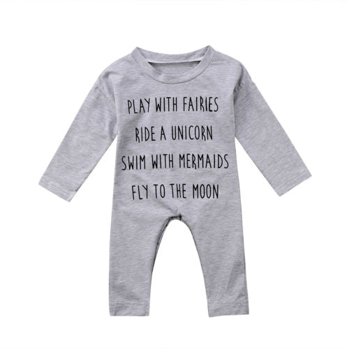 Play With Fairies Romper