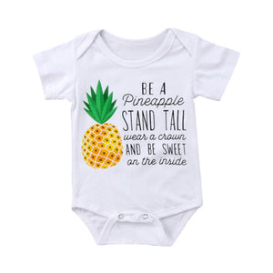 Be A Pineapple Bodysuit