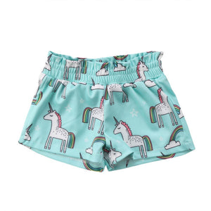 Unicorn Harem Short
