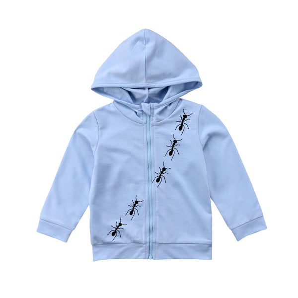 Ants Hooded Jacket