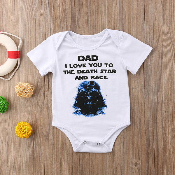 Dad, I Love You to the Death Star and Back