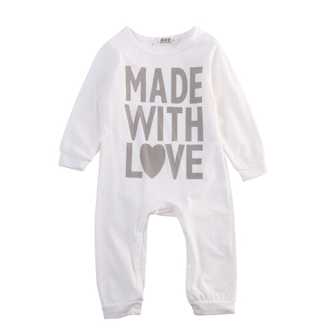 Made With Lover Romper