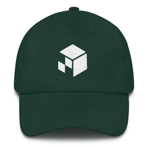 Green Screen Apparel Voxel - Dad hat