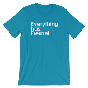 Everything Has Fresnel - Green Screen Apparel T-Shirt