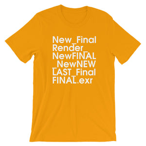 New_FinalRender_NewFINAL.exr -Green Screen Apparel T-shirt