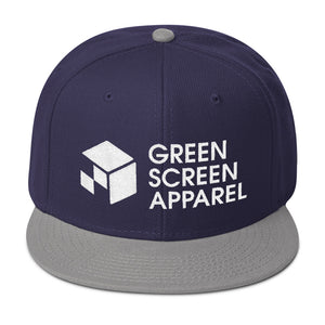 Green Screen Apparel - Snapback Hat