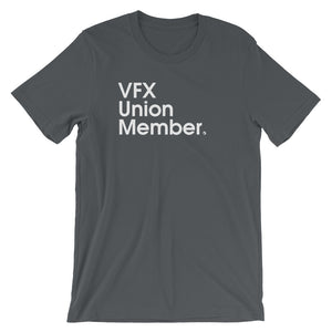 VFX Union Member - Green Screen Apparel T-Shirt