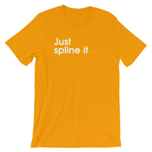 Just Spline It - Green Screen Apparel T-Shirt