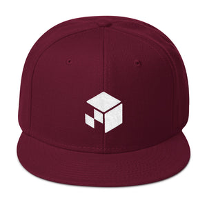 Green Screen Apparel Voxel - Snapback Hat 2.0