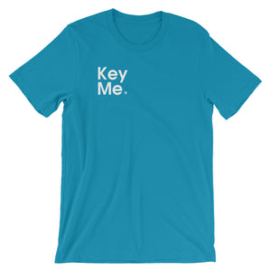 Key Me - Green Screen Apparel T-Shirt