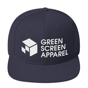 Green Screen Apparel - Snapback Hat 2.0