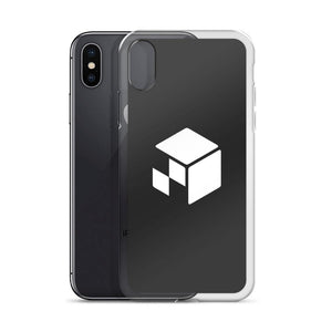 Green Screen Apparel Logo Voxel - iPhone Case