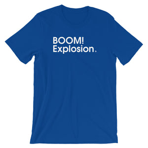 BOOM! Explosion - Green Screen Apparel T-Shirt