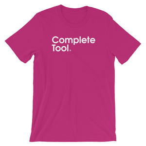 Complete Tool - Green Screen Apparel T-Shirt