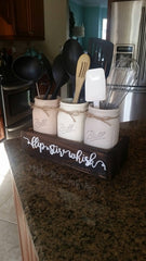 Farmhouse Kitchen Decor - Flip. Stir. Whisk.