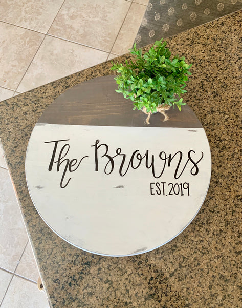 Lazy Susan Table Decor