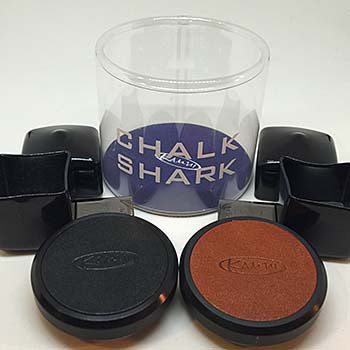Chalk Shark magnetic chalk holder [SQUARE]