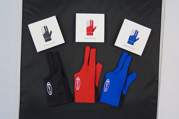 KAMUI GLOVE QuickDry - Red