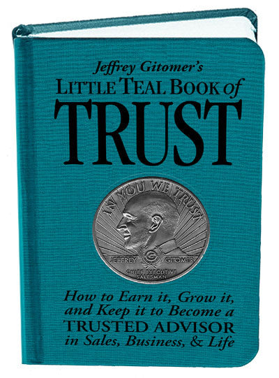 Little Teal Book of Trust