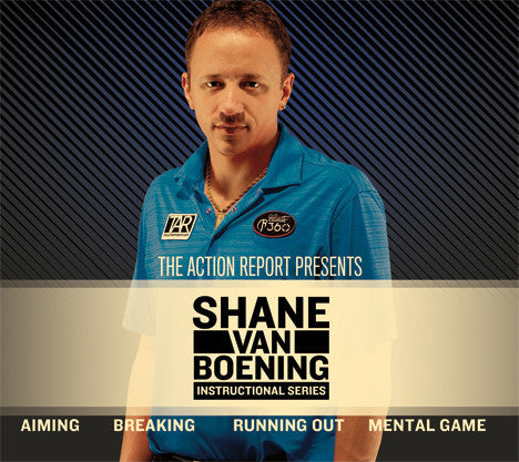 Shane VanBoening Instructional Series