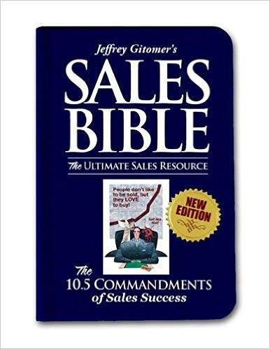 Sales Bible - The Ultimate Sales Resource
