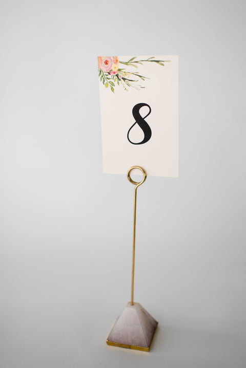 maeve table numbers // lola louie paperie - lola louie paperie, stationery - paper goods, stationery - wedding stationery, stationery - wedding invitations, stationery - thank you cards, stationery - bridesmaid cards