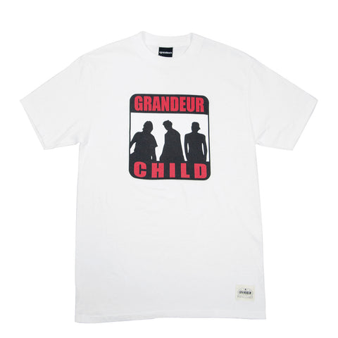 Grandeur Child White T-Shirt