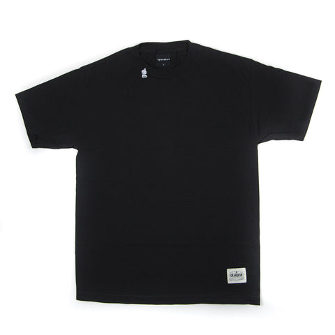 Grandeur White 'g' Logo Black T-Shirt